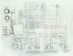 Honda Forza 300 Owners Wiring Diagram Eng