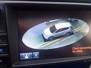 Toyota Rav4 2016  A 360 Degree Rear View Camera  Not Like