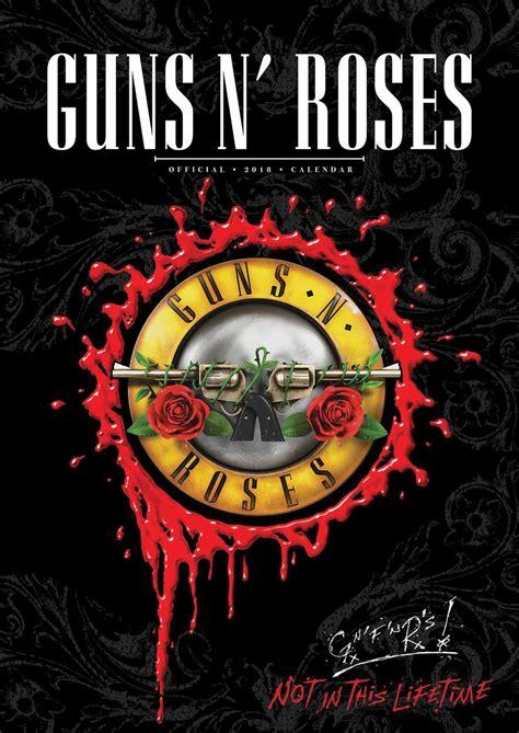 guns roses calendars ukpostersabposterscom