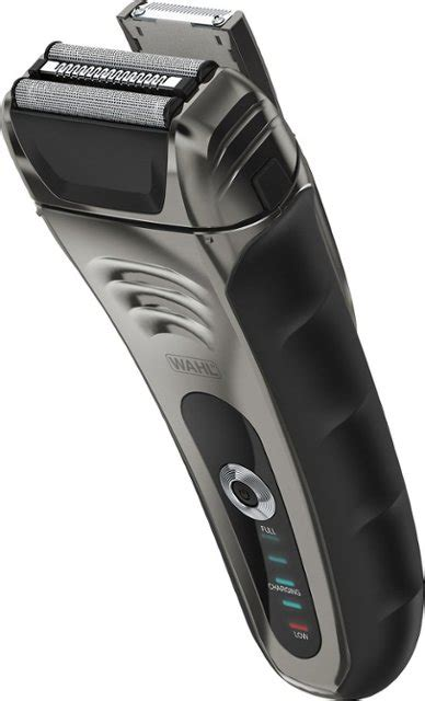 wahl electric shaver silver buy