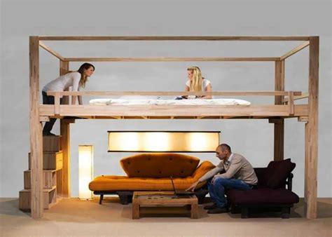 Hochbett Erwachsene Ikea by Die Besten 25 Hochbett F 252 R Erwachsene Ideen Auf