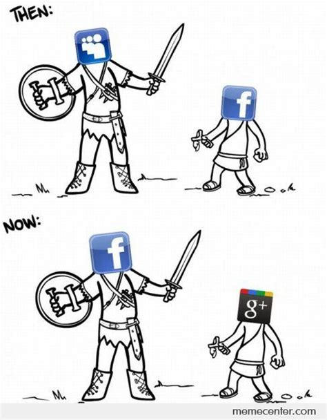 Social Network Meme - social networks then and now by ben meme center