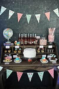La Table à Dessert : pi ce mont e 2017 mani re amusante de mettre en place la ~ Melissatoandfro.com Idées de Décoration