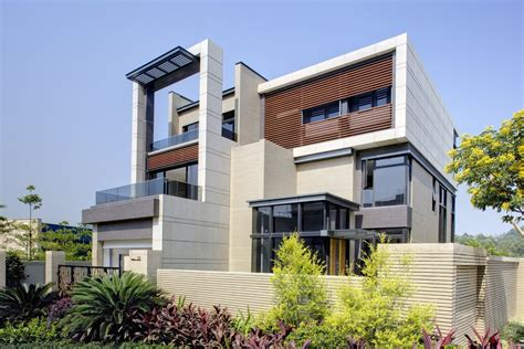 building design and construction modern residential building design brucall