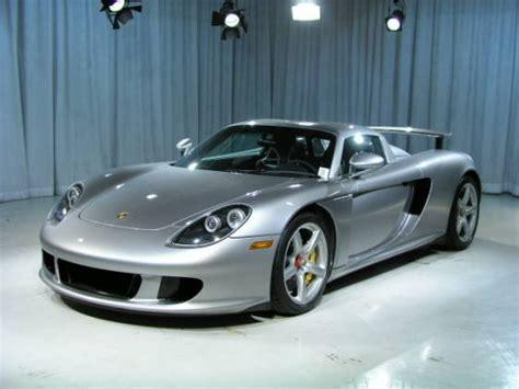 15 Porsche Carrera Gt For Sale