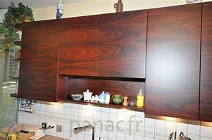 Meuble Cuisine Bois Naturel : meubles de cuisine en placage en bois naturel ~ Teatrodelosmanantiales.com Idées de Décoration