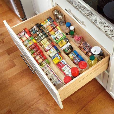 Spice Rack Storage System by 25 Best Spice Drawer Organizer Ideas On