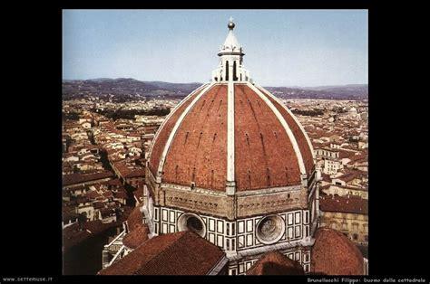 filippo brunelleschi cupola brunelleschi filippo pittore biografia foto opere