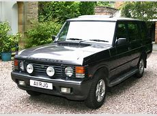 1993 Range Rover 42 LSE SOLD Car And Classic