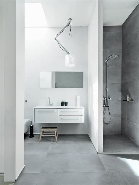 photo 7 of 10 in 10 ideas for the minimalist bathroom of