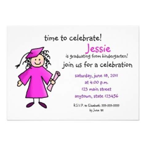 preschool graduation quotes quotesgram 629 | 40398592 kindergarten graduation invite girl pink re964caf89be644afb04a2e934314d74f 8dnm8 8byvr 512