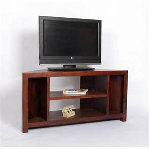 Meuble Angle Tv : meuble tv en angle conforama solutions pour la d coration int rieure de votre maison ~ Teatrodelosmanantiales.com Idées de Décoration