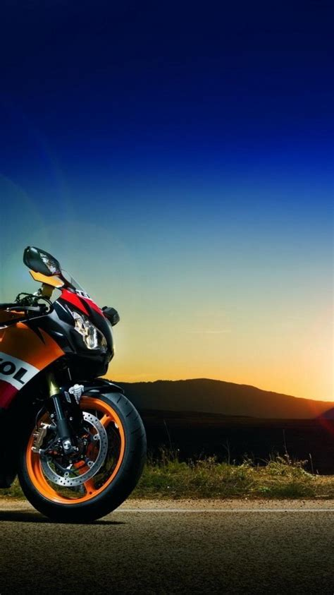 honda cbr cbrrr repsol midnight wallpaper