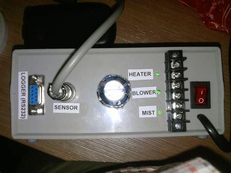 kontrol suhu dan kelembaban cara mudah belajar elektronika digital