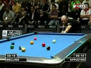 Chris Melling - 40 Second Clearance - Speed Pool - YouTube