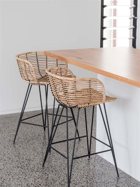 rattan kitchen furniture kitchen stool indoor furniture kitchen stool rattan