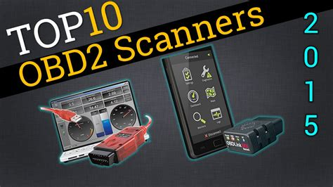 obd 2 diagnosegerät top 10 obd2 scanners 2015 compare the best obd2 scanners
