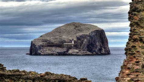 Bass Rock, Firth of Forth, Scotland | Bass Rock is an ...