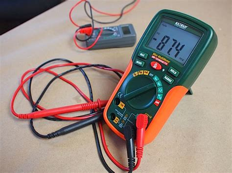 review toolbox review extech  multimeter