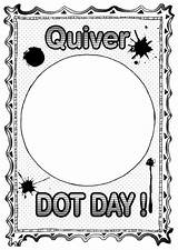 Dot International Quiver Coloring Quivervision Print Days Virtual Learning Activities Apps Preschool sketch template