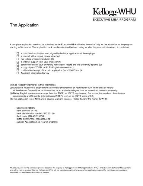 Harvard Mba Resume Template by Recommendation Letter For Mba Program Letter Of
