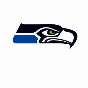 seattle seahawks nfl teammate logo wall applique fh89 With kitchen colors with white cabinets with nfl logo stickers