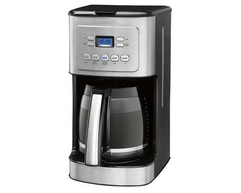 Cuisinart coffee maker troubleshooting manual. $64 for a Refurbished Cuisinart 14-Cup Programmable Coffeemaker | Buytopia