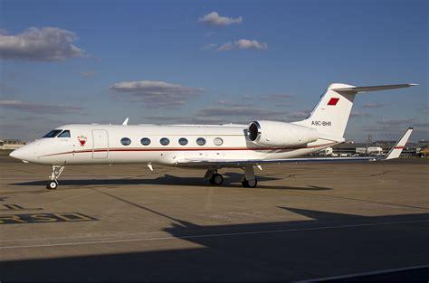 File:Bahrain Royal Flight Gulfstream Aerospace G-IV-X ...