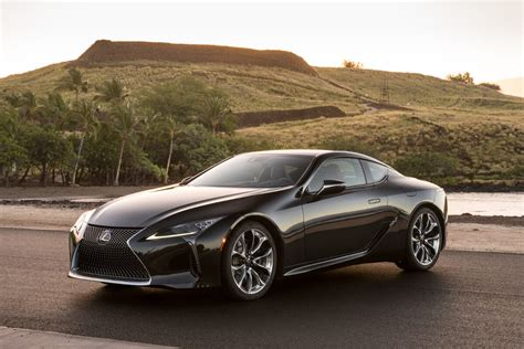 Lexus Lc Photo by Lexus Showcases Stunning Details Of Lc Coupe In New Photos