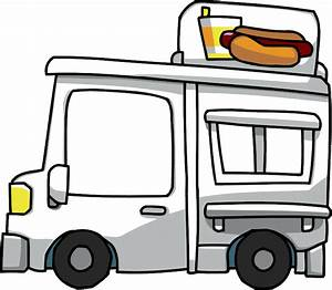 Food truck clipart - Clipground
