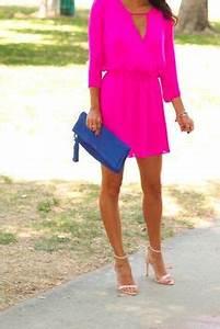 Fuschia Dress on Pinterest