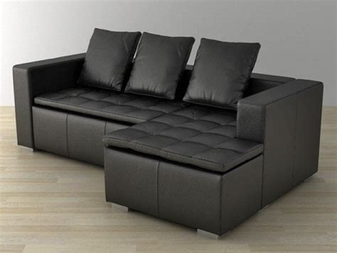 chaises bo concept mezzo sofa 3d model boconcept