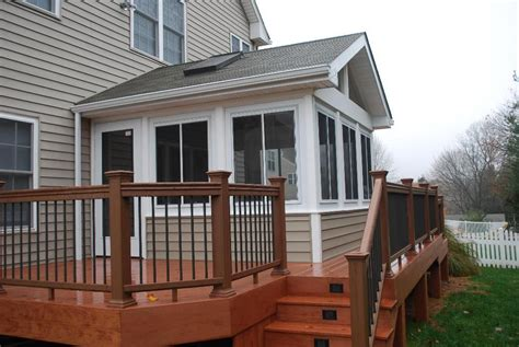 Deck And Sunroom Designs