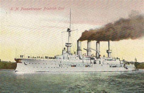 MaritimeQuest - SMS Friedrich Carl