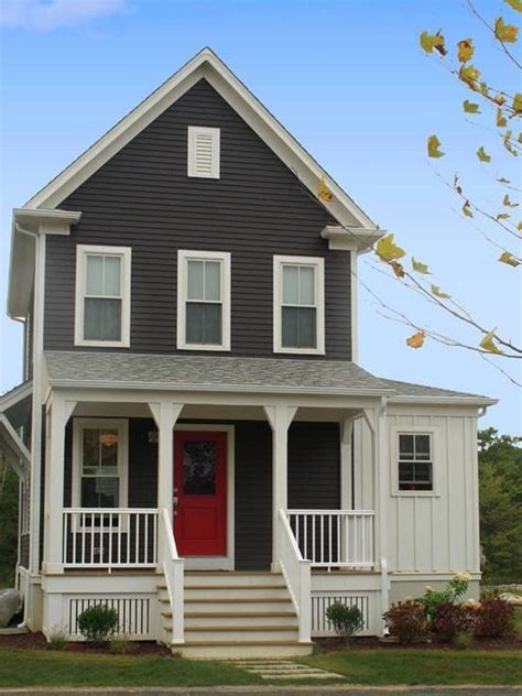 38 Best Exterior Paint Colors For Homes Images On
