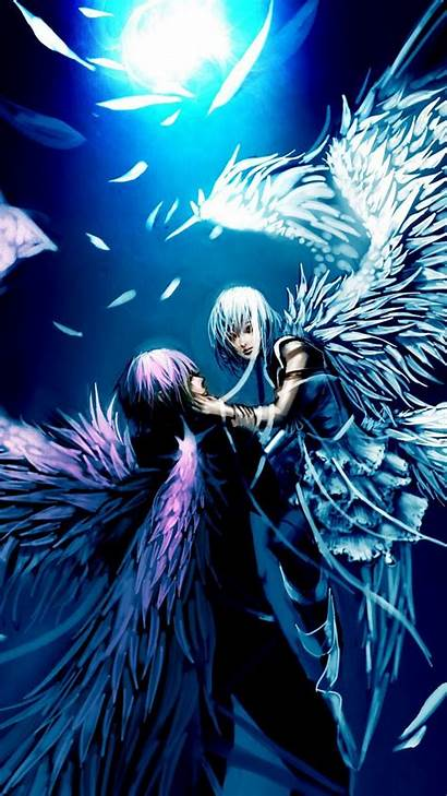 Anime Iphone Cool Wallpapers Backgrounds Desktop Phone
