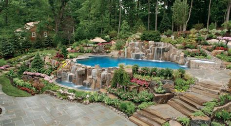 landscaped backyards pictures 23 breathtaking backyard landscaping design ideas