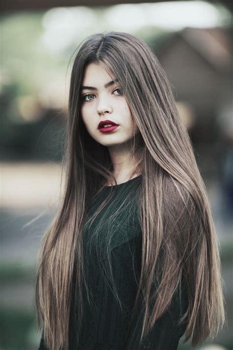 Girl Beauty Beautiful Portrait
