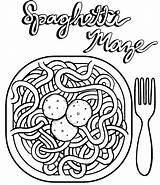 Spaghetti Coloring Espaguetis Meatballs Lot Recipe Colorear Dibujos Epic Drawing Sheet Favorite There Coloringpagesfortoddlers Dozens Children Platos Resultado Imagen sketch template