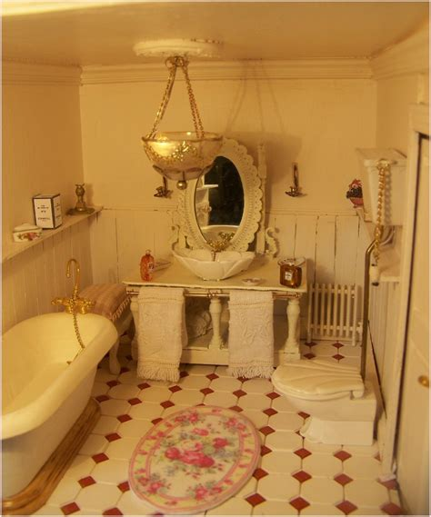cuisine ambiance décoration salle de bain shabby chic