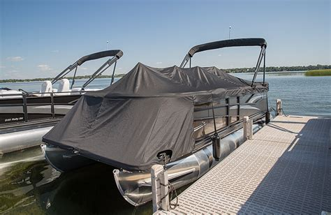 Crestliner Boat Mooring Covers by Crestliner Rally Dx Pontoon 220 Rally Dx