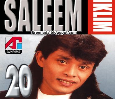 Only need to download once the malaysian song application saleem iklim, you can directly listen to it offline. Download Kumpulan Lagu Iklim Mp3 Malaysia Full Album Lengkap - Freenada.blogspot.com