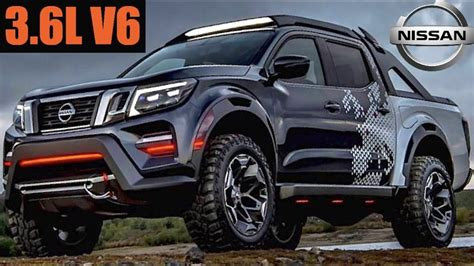 nissan frontier engine redesign price youtube