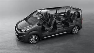 PEUGEOT Traveller : invitation au voyage et confort haut de gamme Média Peugeot France