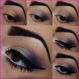Maquillage Yeux Tuto : maquillage yeux marrons tuto trendy tuto maquillage yeux destin tuto maquillage yeux marron eye ~ Nature-et-papiers.com Idées de Décoration
