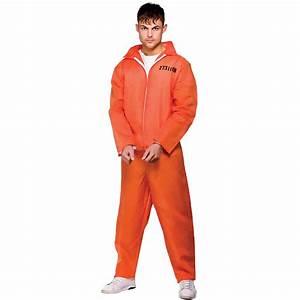 Classic American Convict Prisoner Fancy Dress Costume | eBay