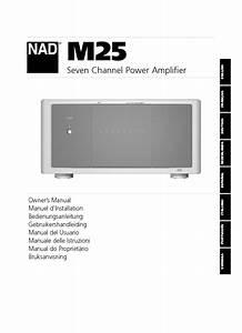 Masters Series M25 Manuals