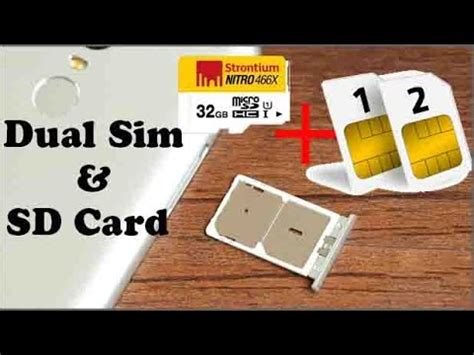 May 16, 2021 · what is stored on a sim card? How to Use Dual Sim & SD Card Simultaneously On xiaomi Redmi Note 3 - YouTube