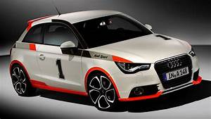 2010 Audi A1 Competition Kit