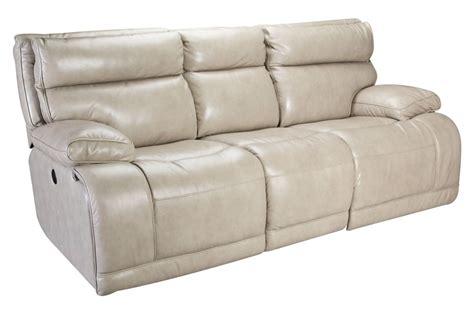 Austin Leather Power Reclining Sofa At Gardnerwhite